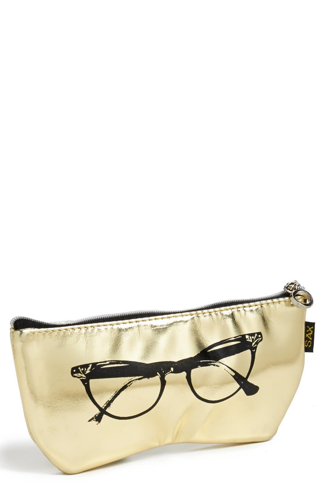Main Image - Sax Eyewear Accessory Eyeglasses Pouch