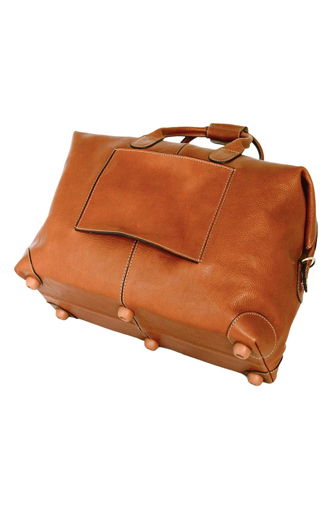 Alternate Image 5  - Bric's 'Pelle' Duffel Bag (18 Inch)