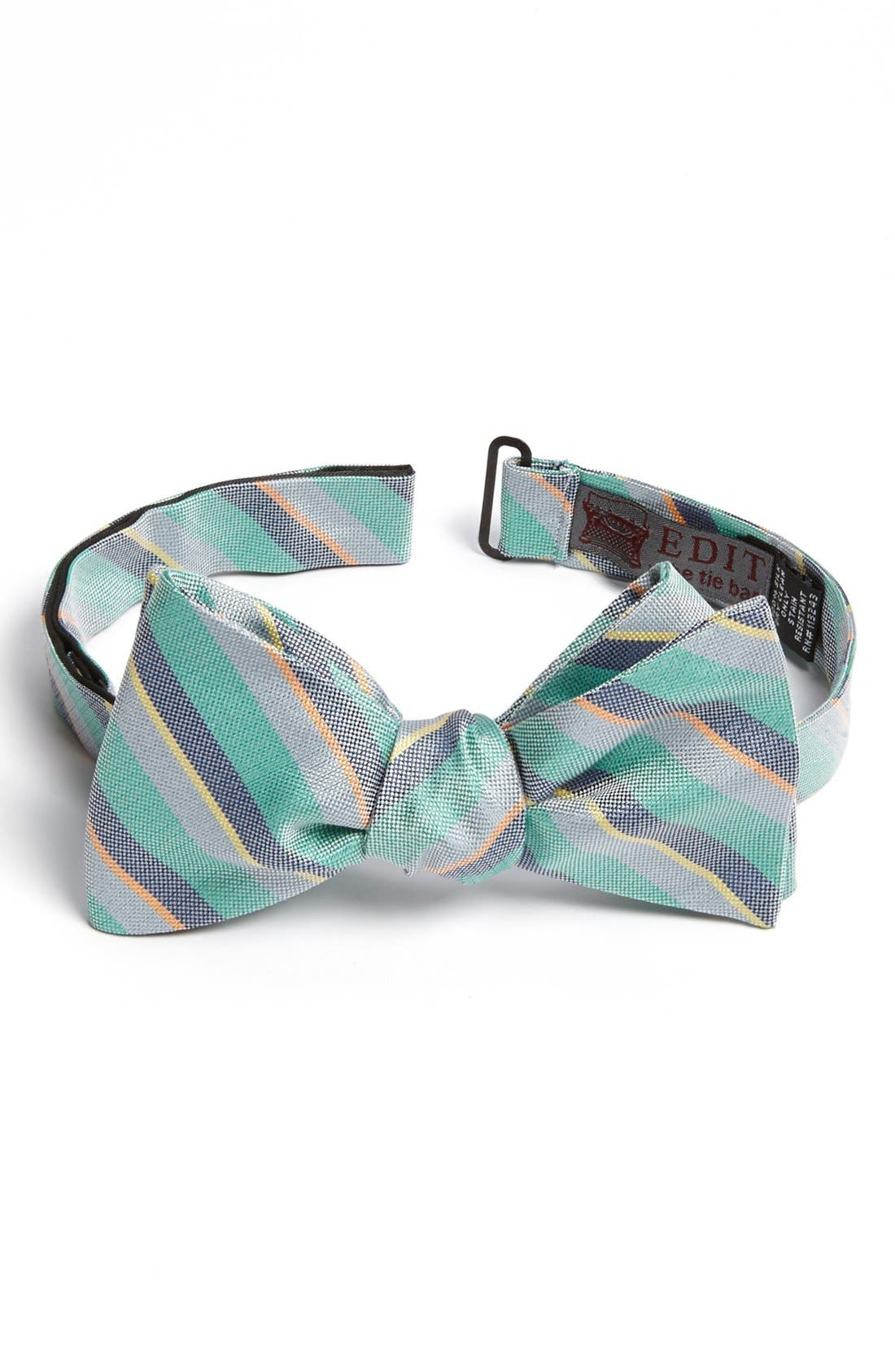 Alternate Image 1 Selected - EDIT by The Tie Bar Silk Bow Tie (Nordstrom Exclusive)