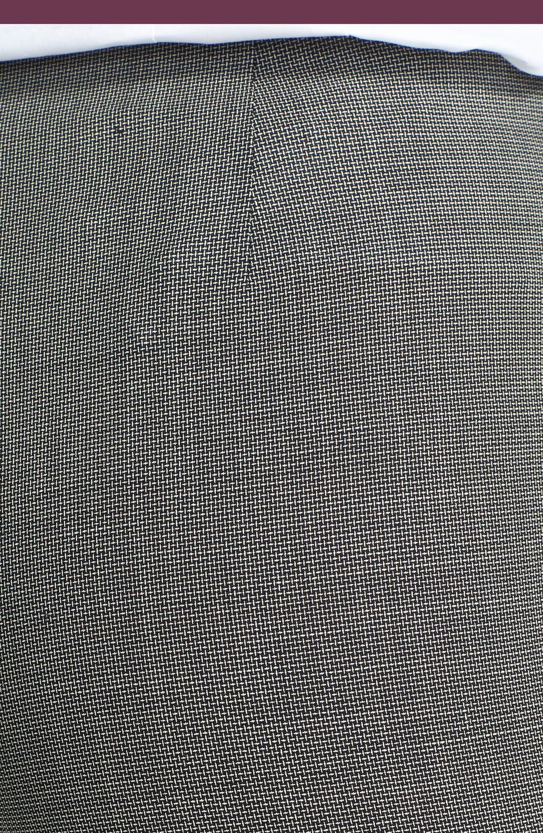 Alternate Image 3  - Lafayette 148 New York 'Chrystie' Stretch Wool Pants