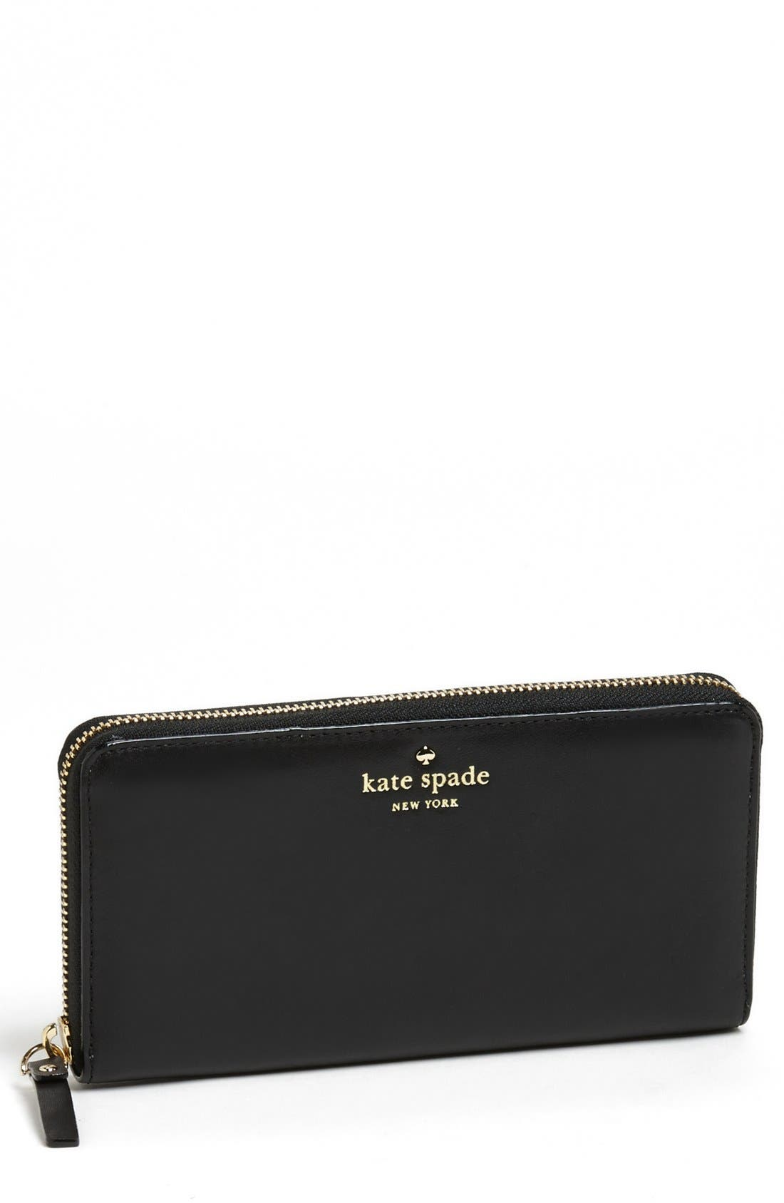 Main Image - kate spade new york 'brightspot avenue - lacey' wallet