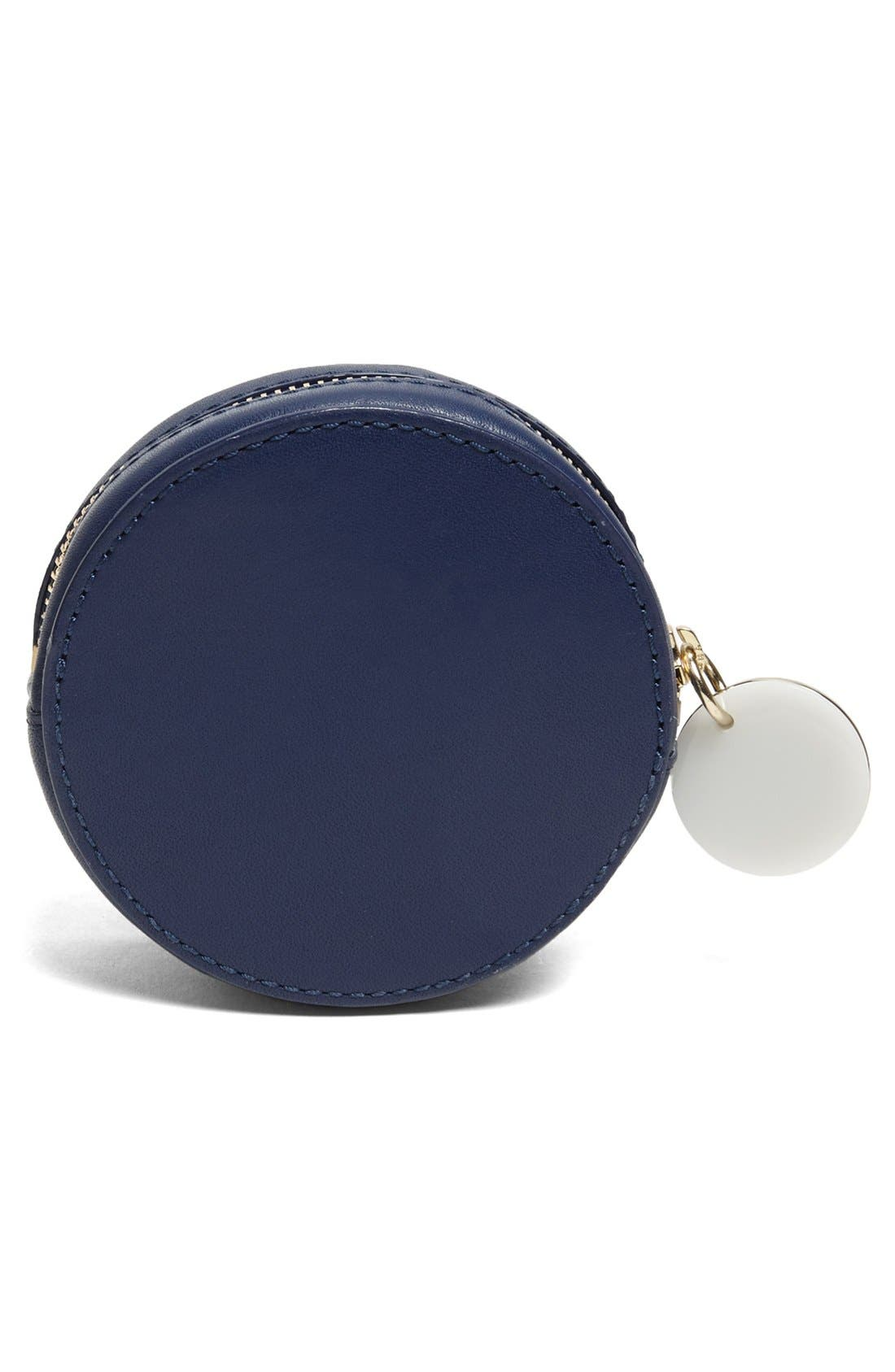Alternate Image 3  - kate spade new york 'dot' leather coin purse