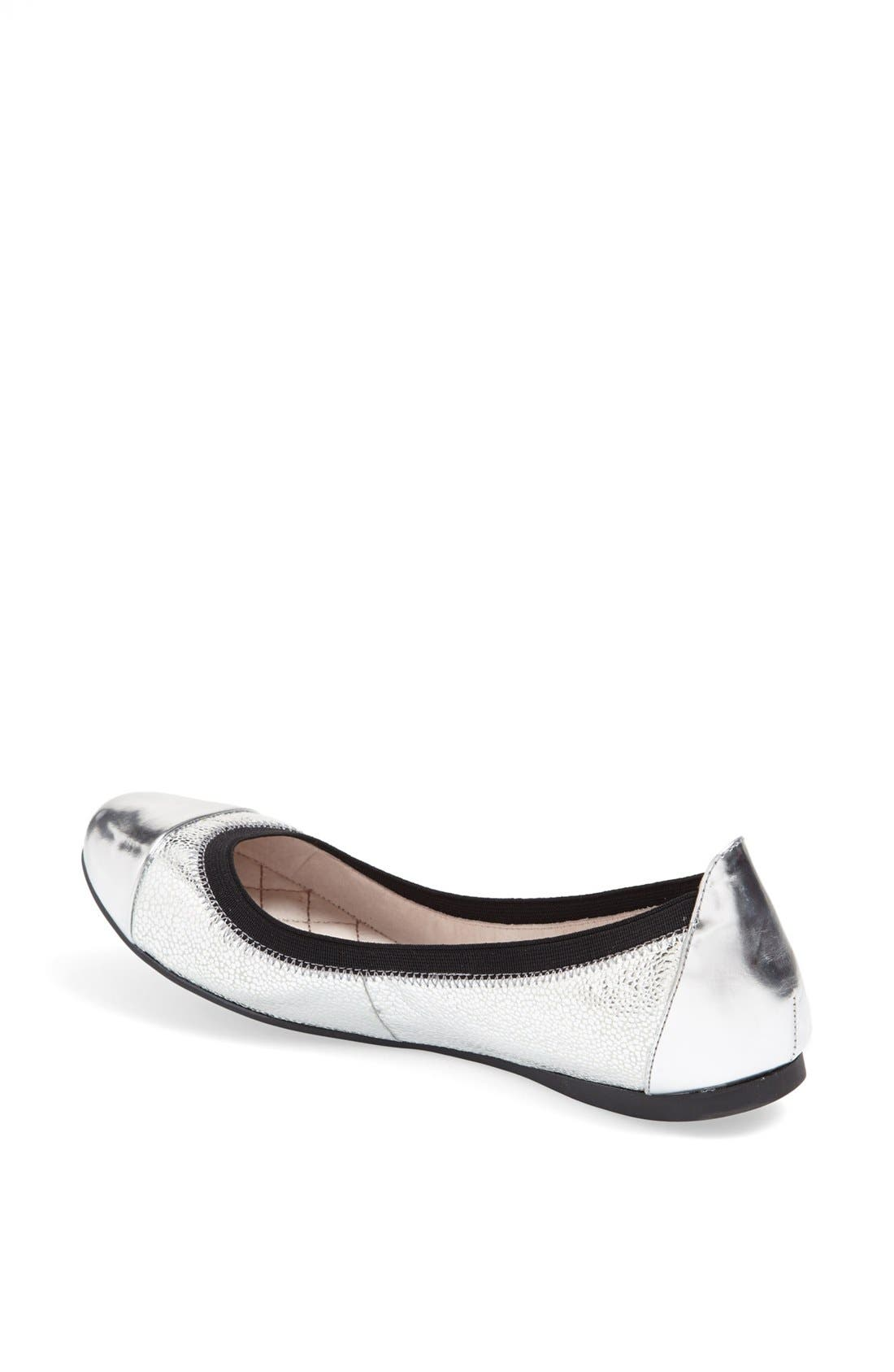 Alternate Image 2  - Vince Camuto 'Elisee' Leather Ballet Flat