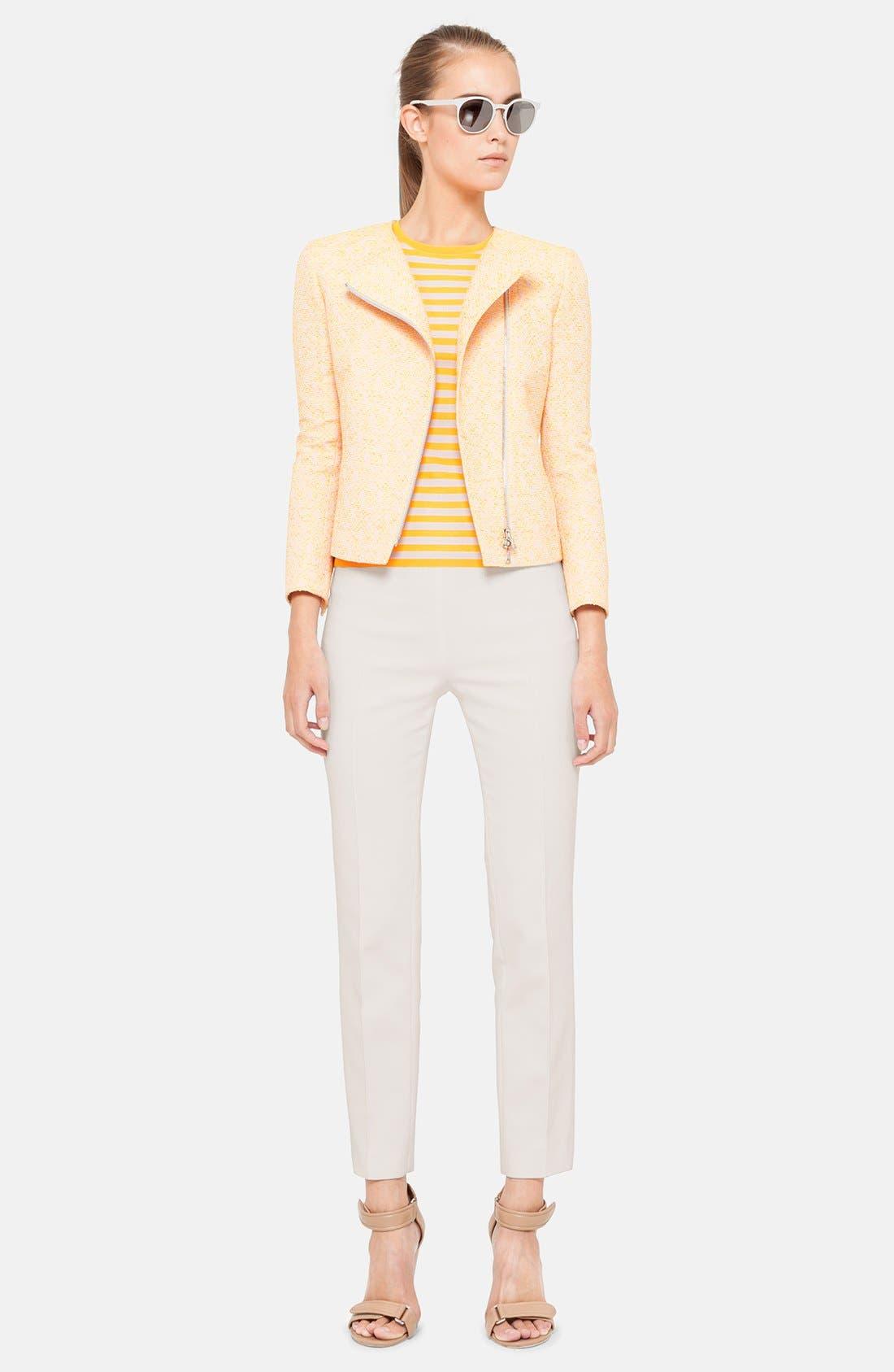 Alternate Image 1 Selected - Akris punto Jacket, Sweater & Crop Pants