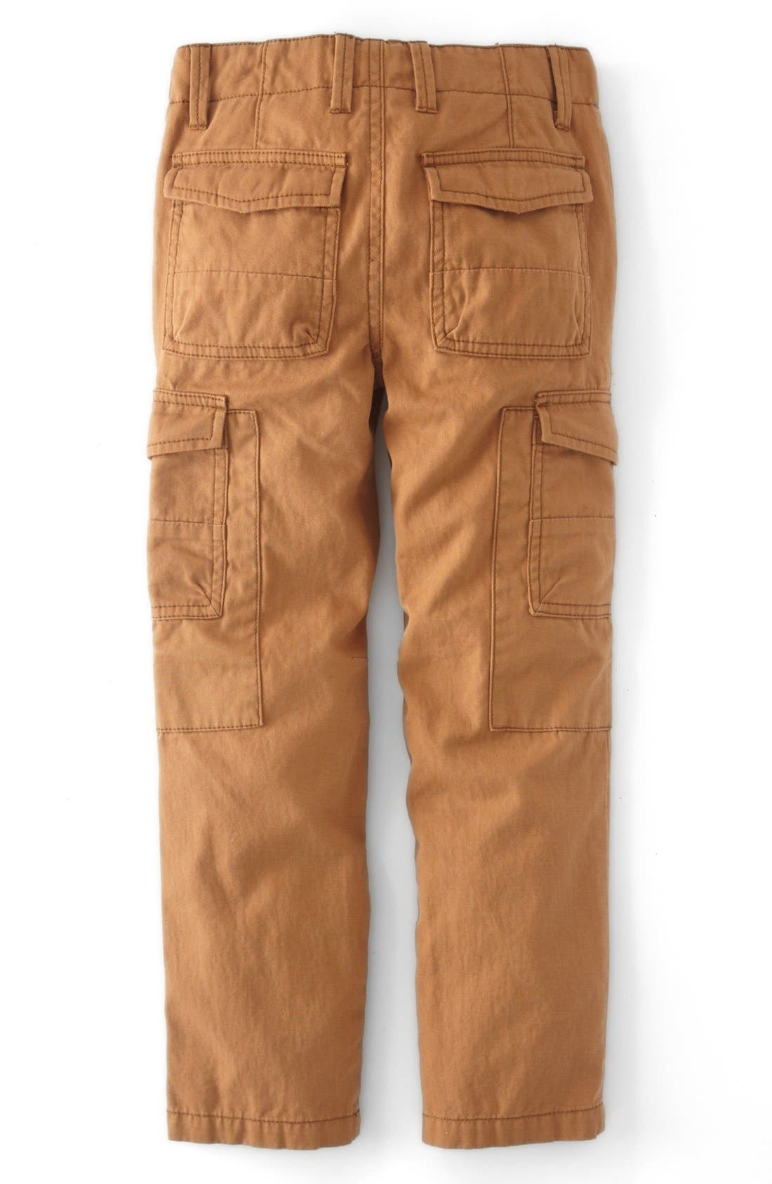 Alternate Image 2  - Mini Boden Slim Fit Cargo Pants (Toddler Boys, Little Boys & Big Boys)