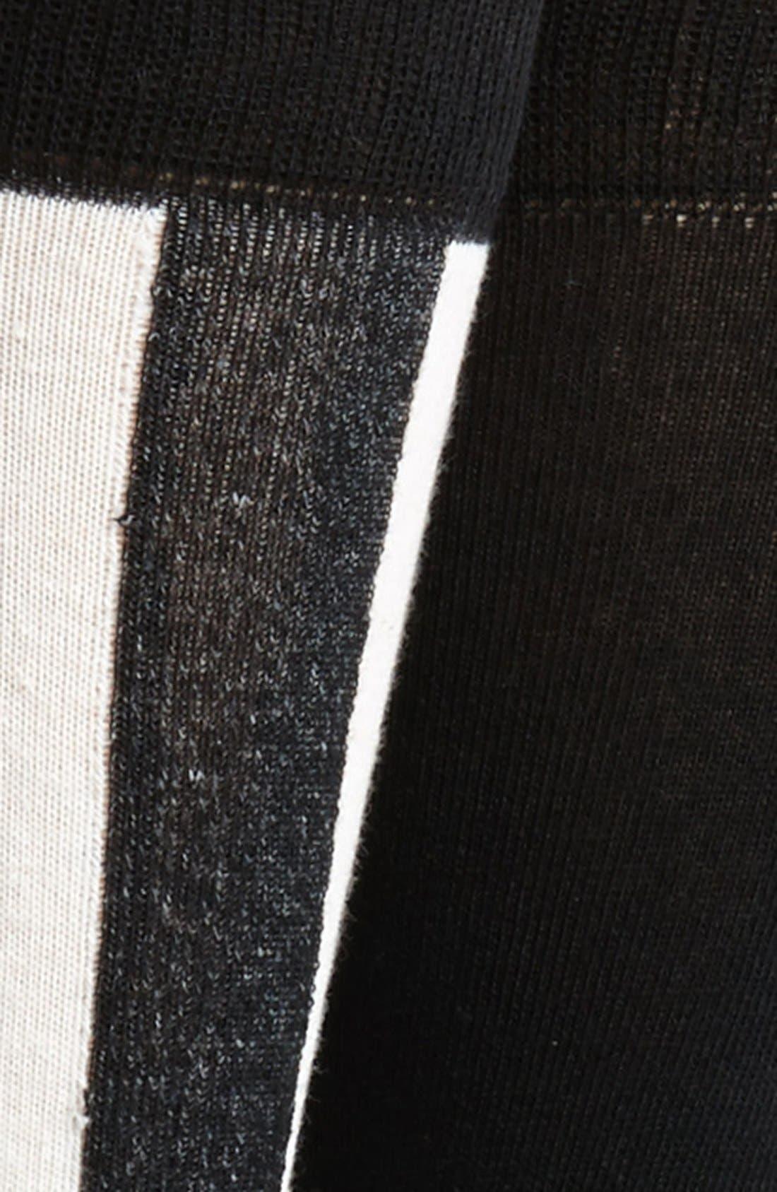 Alternate Image 2  - Topman Stripe Socks (3-Pack)