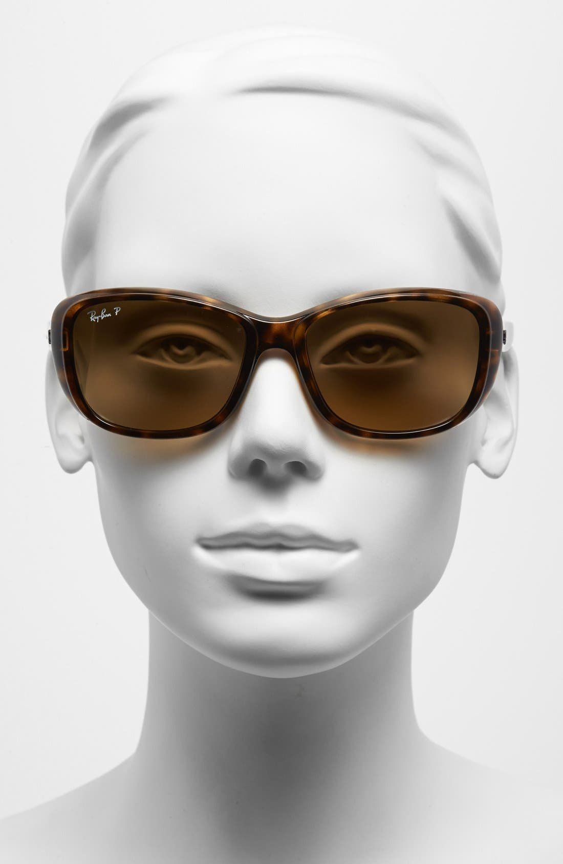 Alternate Image 2  - Ray-Ban 'Classic' 56mm Polarized Sunglasses