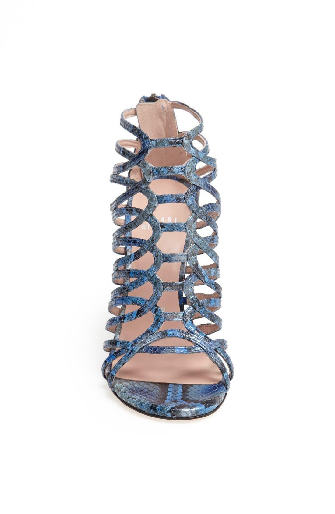 Alternate Image 3  - Stuart Weitzman 'Loops' Sandal