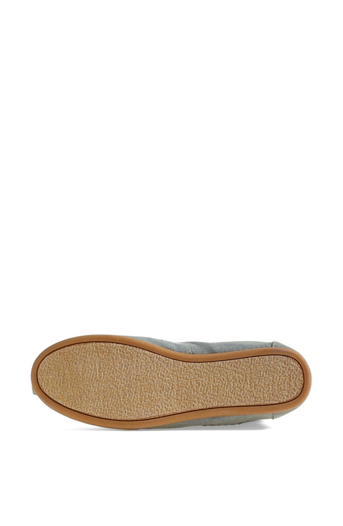 Alternate Image 4  - TOMS 'Desert' Burlap & Cotton Boot (Women)