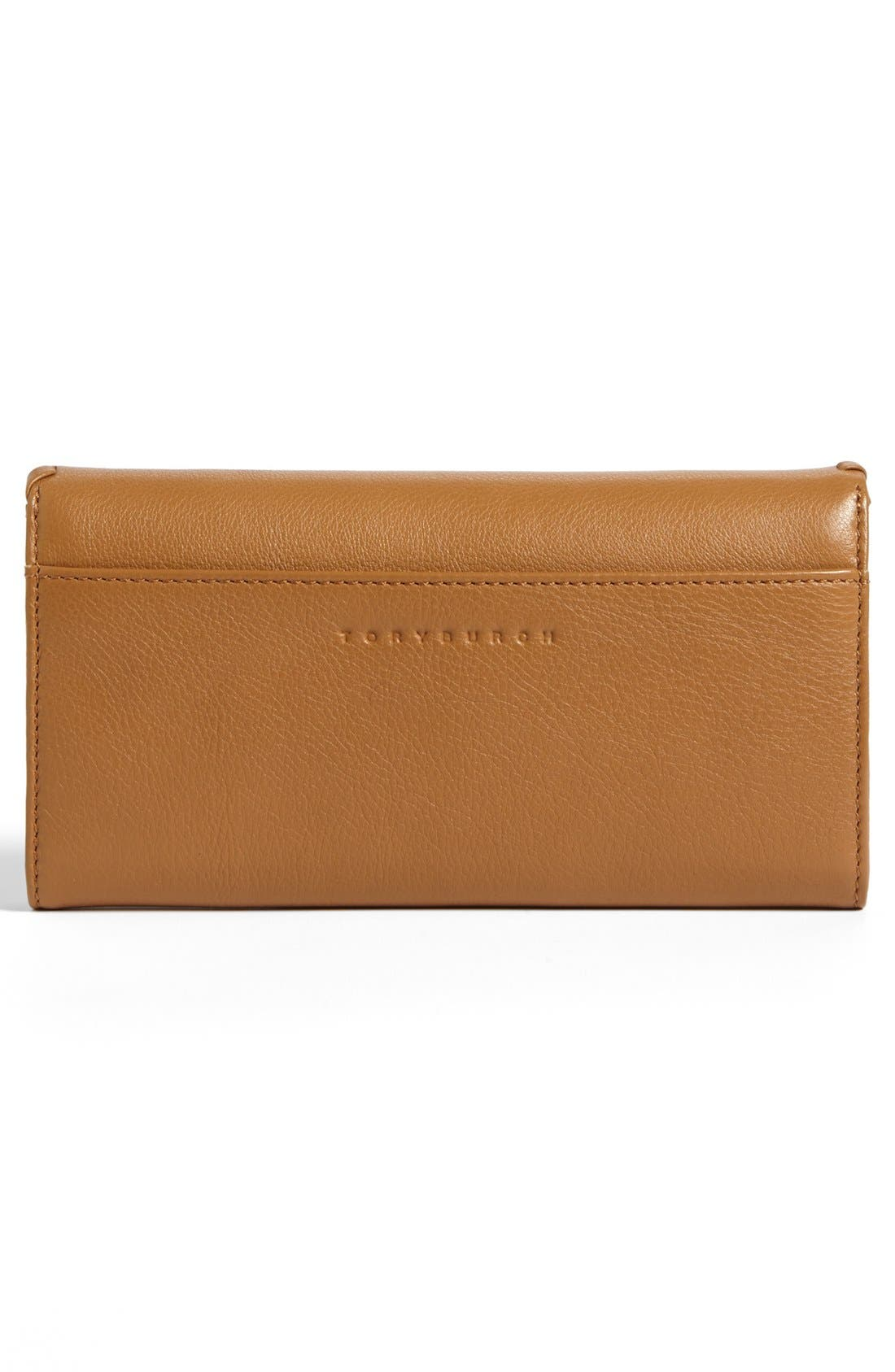 Alternate Image 3  - Tory Burch 'Marion' Envelope Continental Wallet