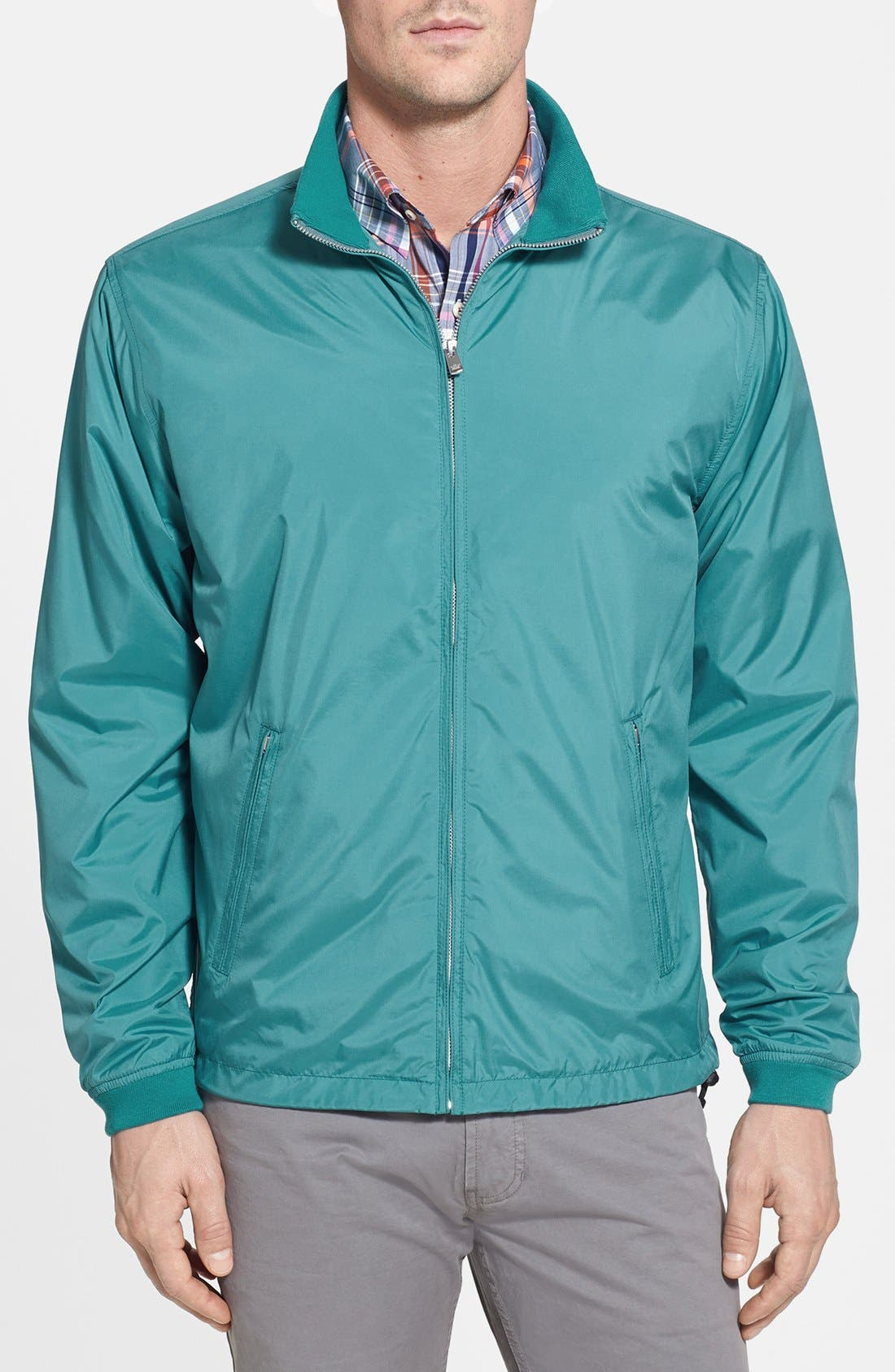 Main Image - Peter Millar 'Rally' Bomber Jacket