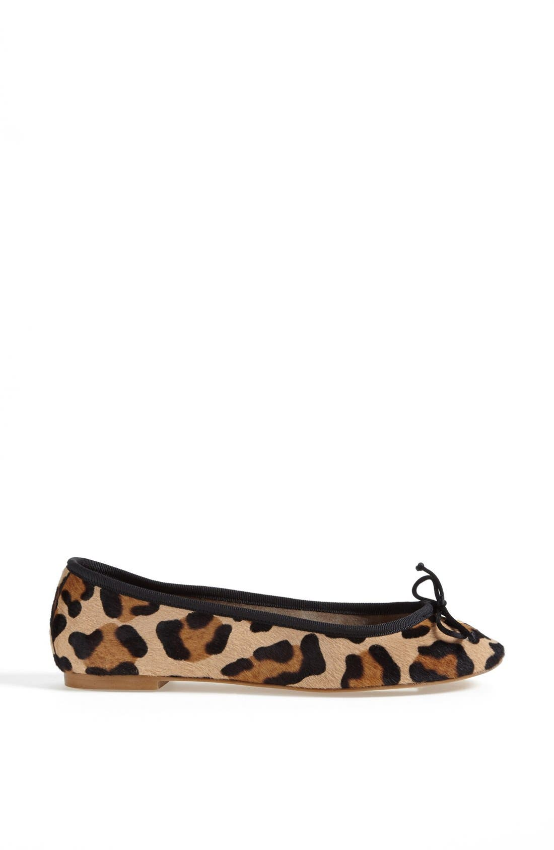 Alternate Image 4  - Kurt Geiger London 'Lourdes' Skimmer Flat (Online Only)