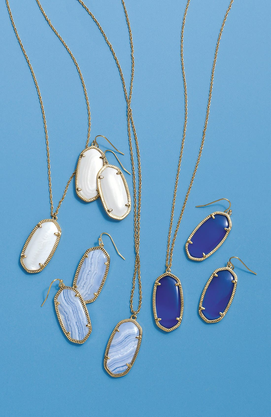 Alternate Image 2  - Kendra Scott 'Elise' Pendant Necklace (Nordstrom Exclusive)