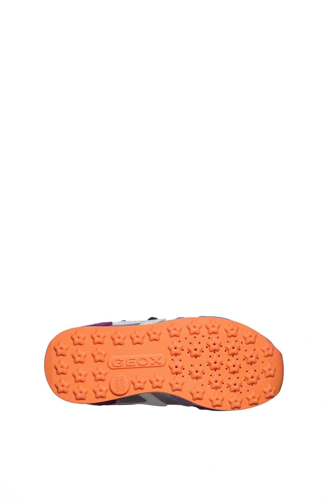 Alternate Image 4  - Geox 'Elliot' Sneaker (Toddler & Little Kid)