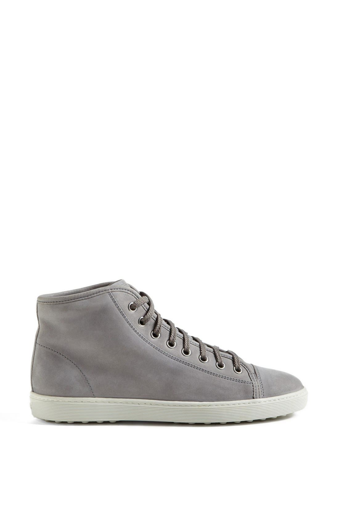 Alternate Image 4  - Tod's 'Sport Cassetta' High Top Sneaker