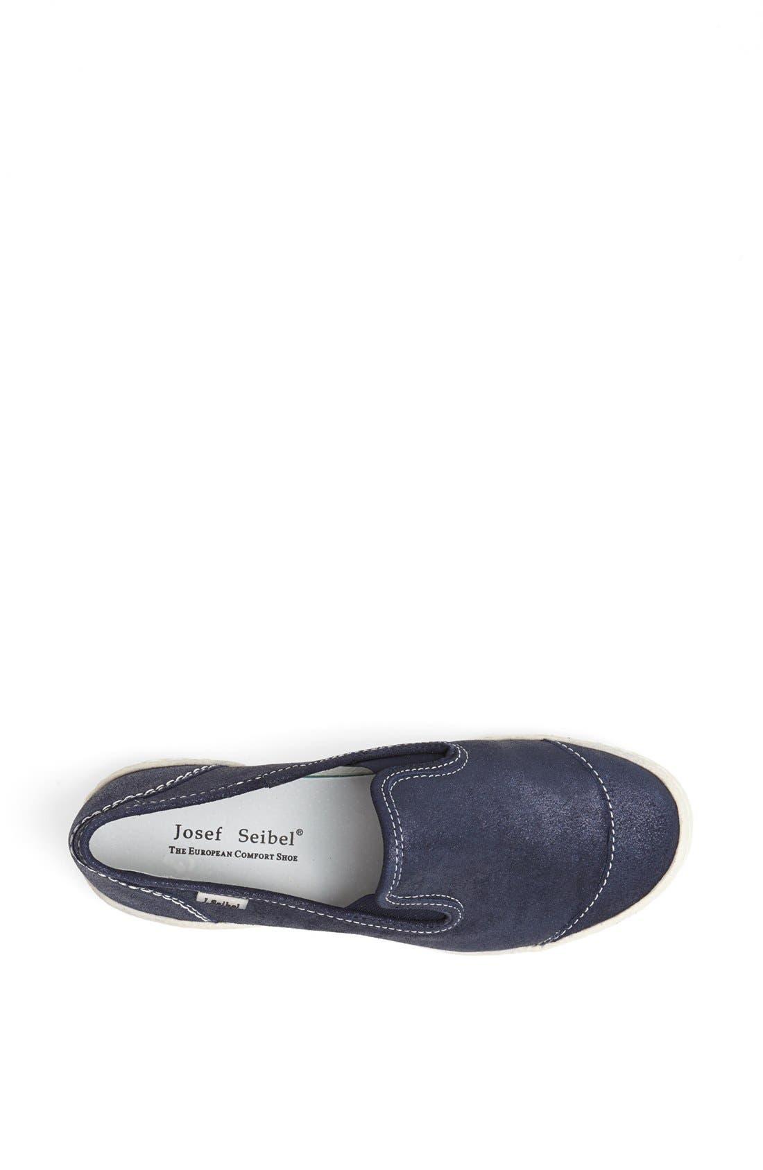 Alternate Image 3  - Josef Seibel 'Caspian 06' Leather Sneaker