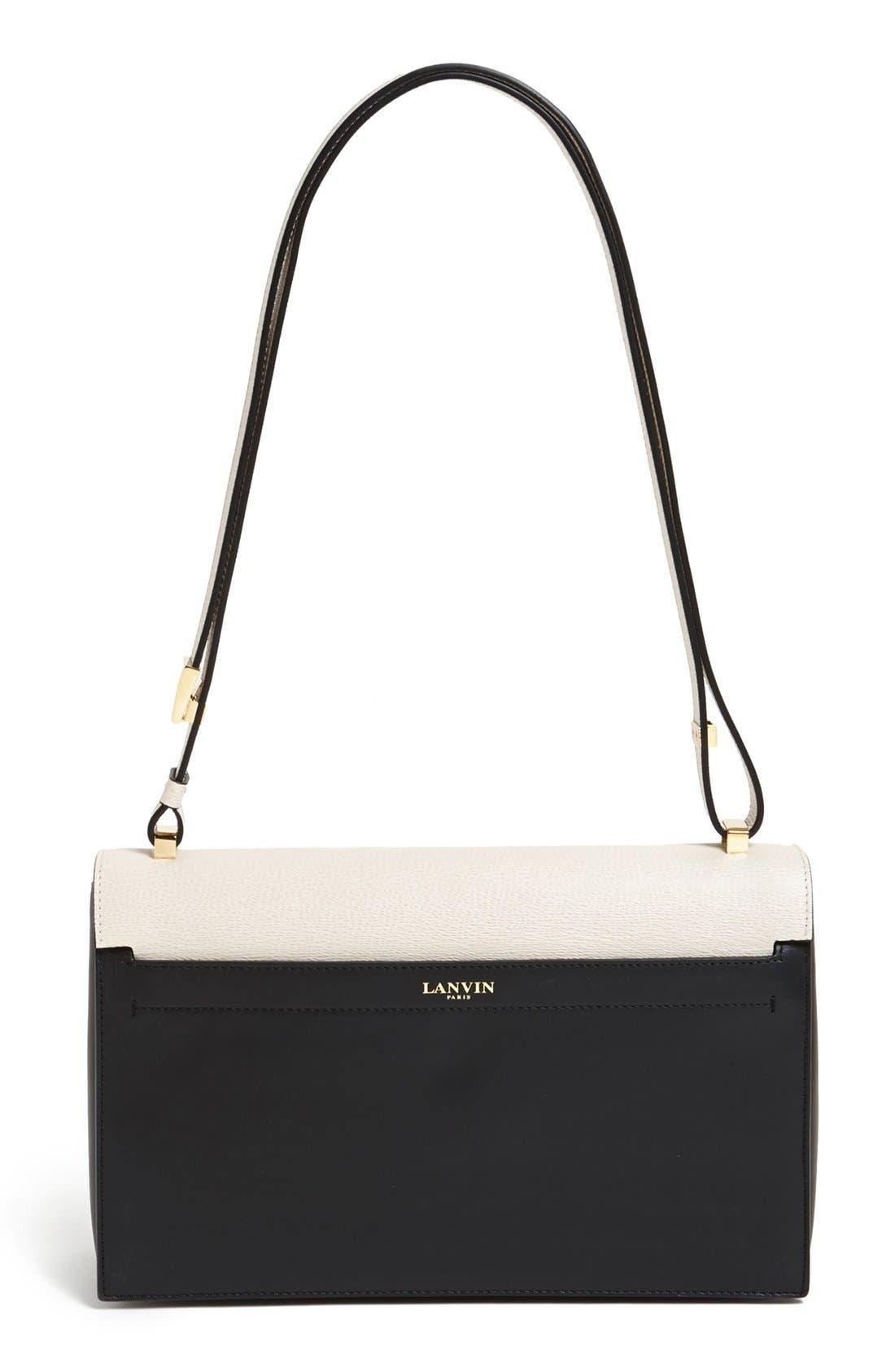 Alternate Image 4  - Lanvin 'Medium Partition' Shoulder Bag