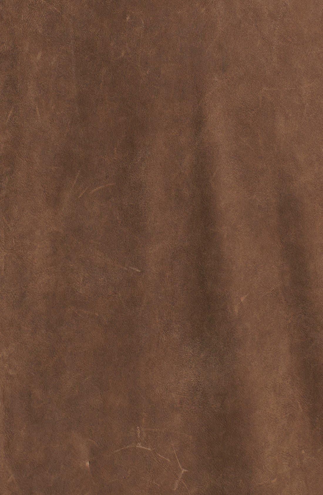 Alternate Image 3  - Timberland 'Bayview' Nubuck Leather Sport Coat