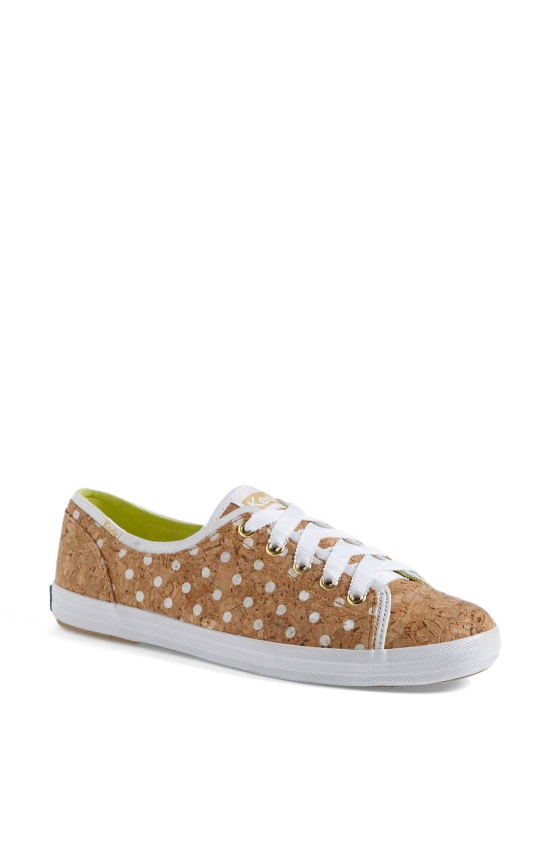 Alternate Image 1 Selected - Keds® 'Rally' Cork Sneaker (Women)