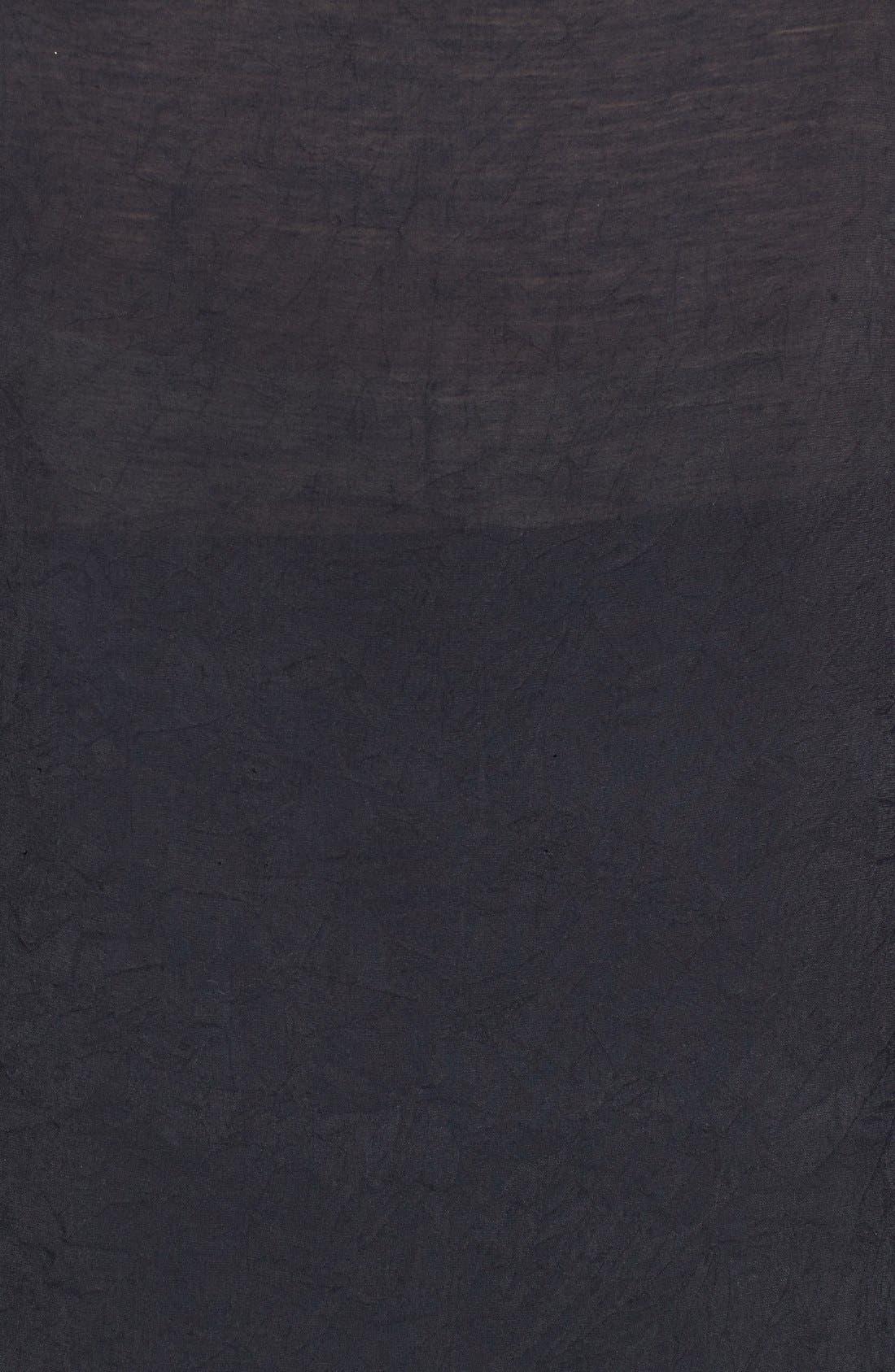 Alternate Image 3  - Citron Ruched Sleeveless Dress (Plus Size)