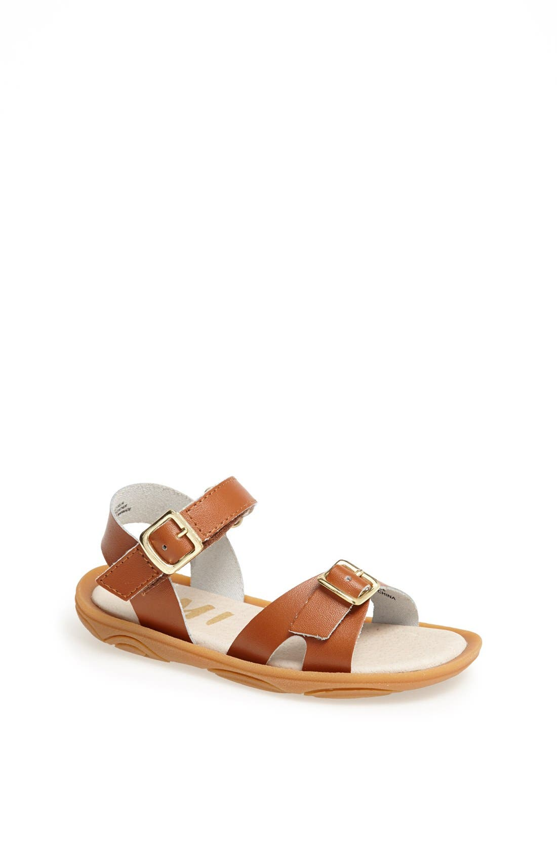 Alternate Image 1 Selected - Umi 'Celia' Sandal (Walker, Toddler & Little Kid)