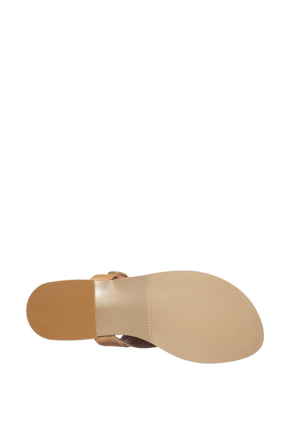 Alternate Image 4  - David Tate 'Amber' Sandal