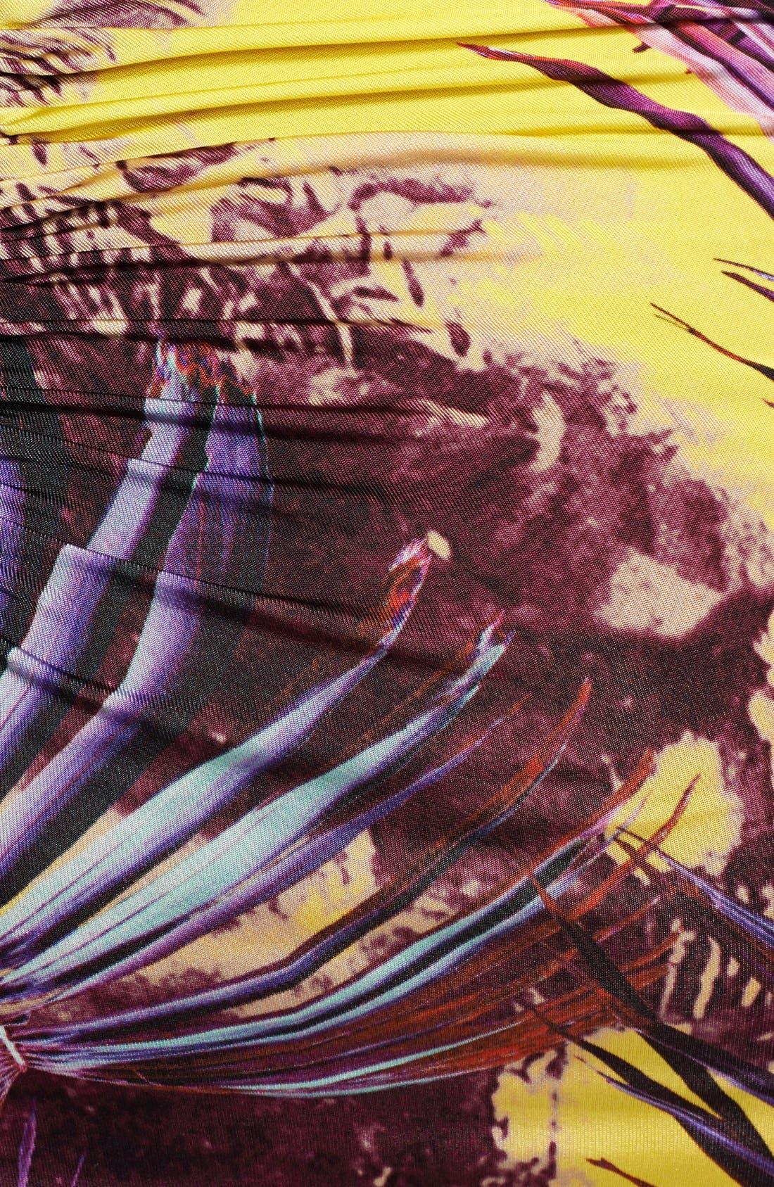 Alternate Image 3  - Jean Paul Gaultier Print Jersey Dress