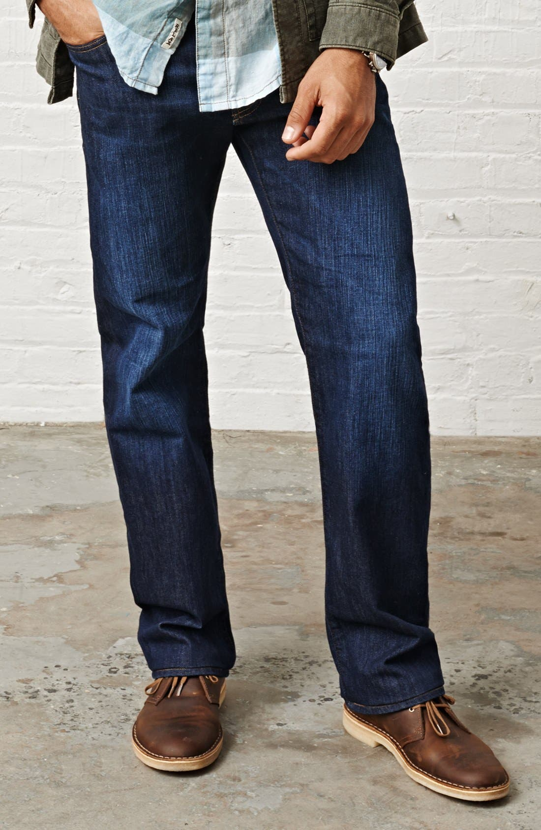 Alternate Image 6  - AG Jeans 'Hero' Relaxed Jeans