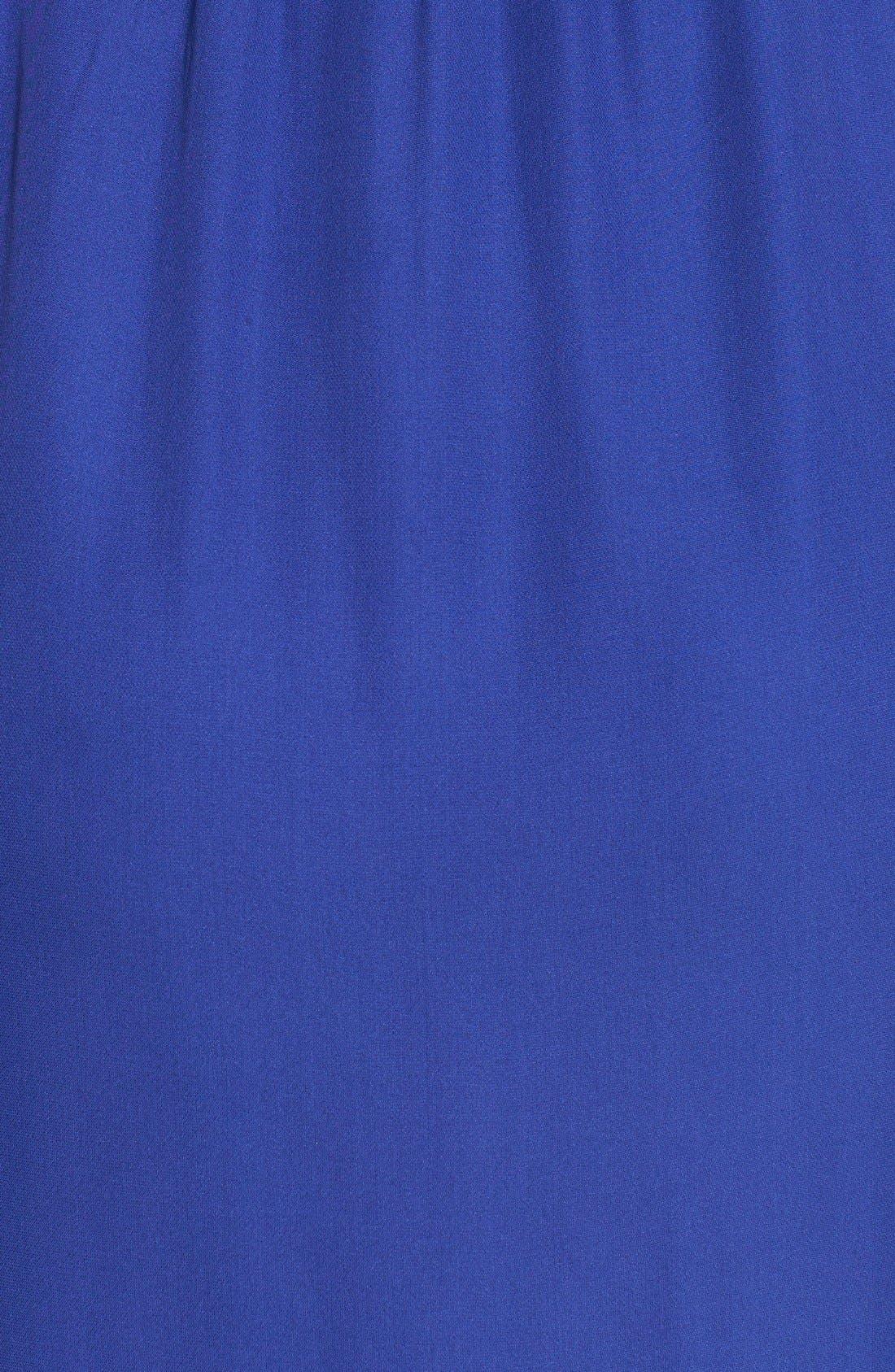 Alternate Image 3  - Madison Marcus Silk Chiffon Maxi Dress