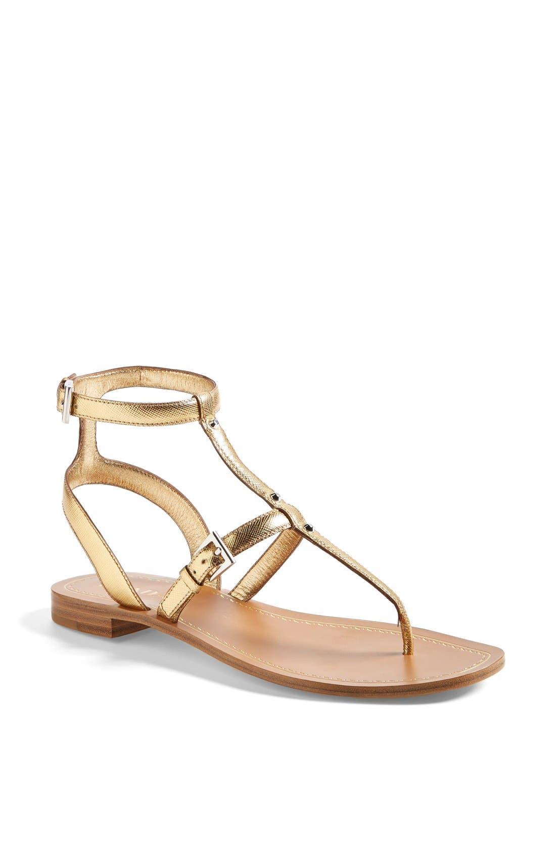 Alternate Image 1 Selected - Prada Gladiator Sandal