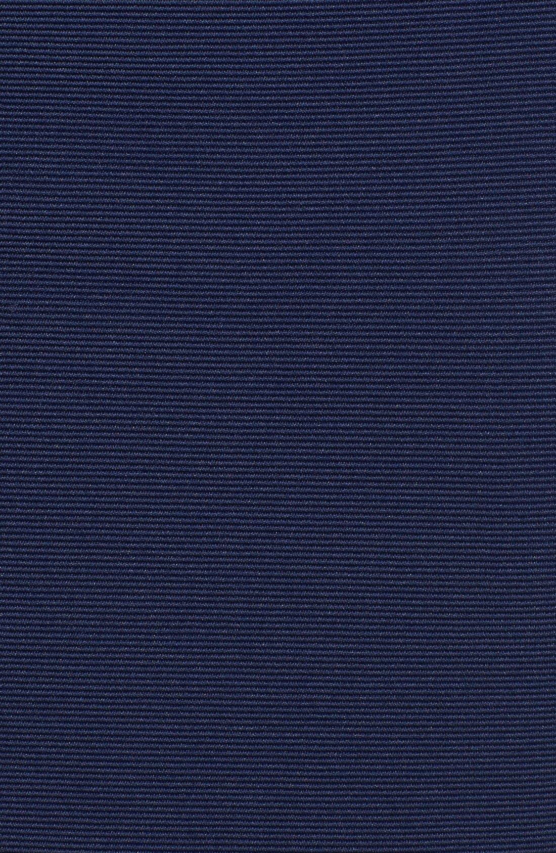 Alternate Image 3  - Halogen® Ottoman Rib Tube Skirt (Regular & Petite)