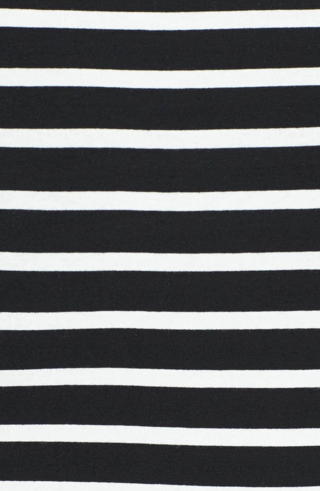 Alternate Image 3  - Vince Camuto 'Retro Stripes' Midi Tube Skirt (Petite) (2 for $69)