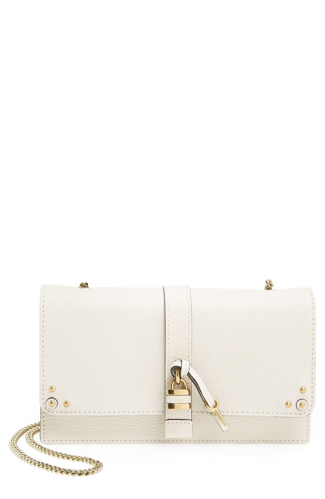 Main Image - Chloé 'Aurore' Wallet on a Chain