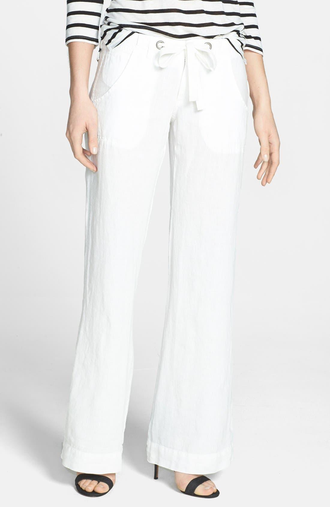 Alternate Image 1 Selected - Joie 'Irreplaceable B.' Linen Pants