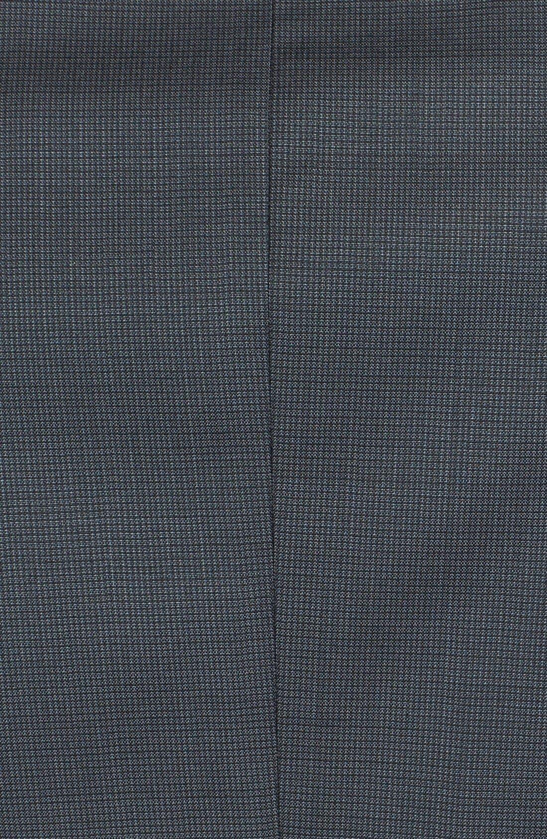 Alternate Image 5  - BOSS HUGO BOSS 'Keys/Shaft' Trim Fit Wool Suit