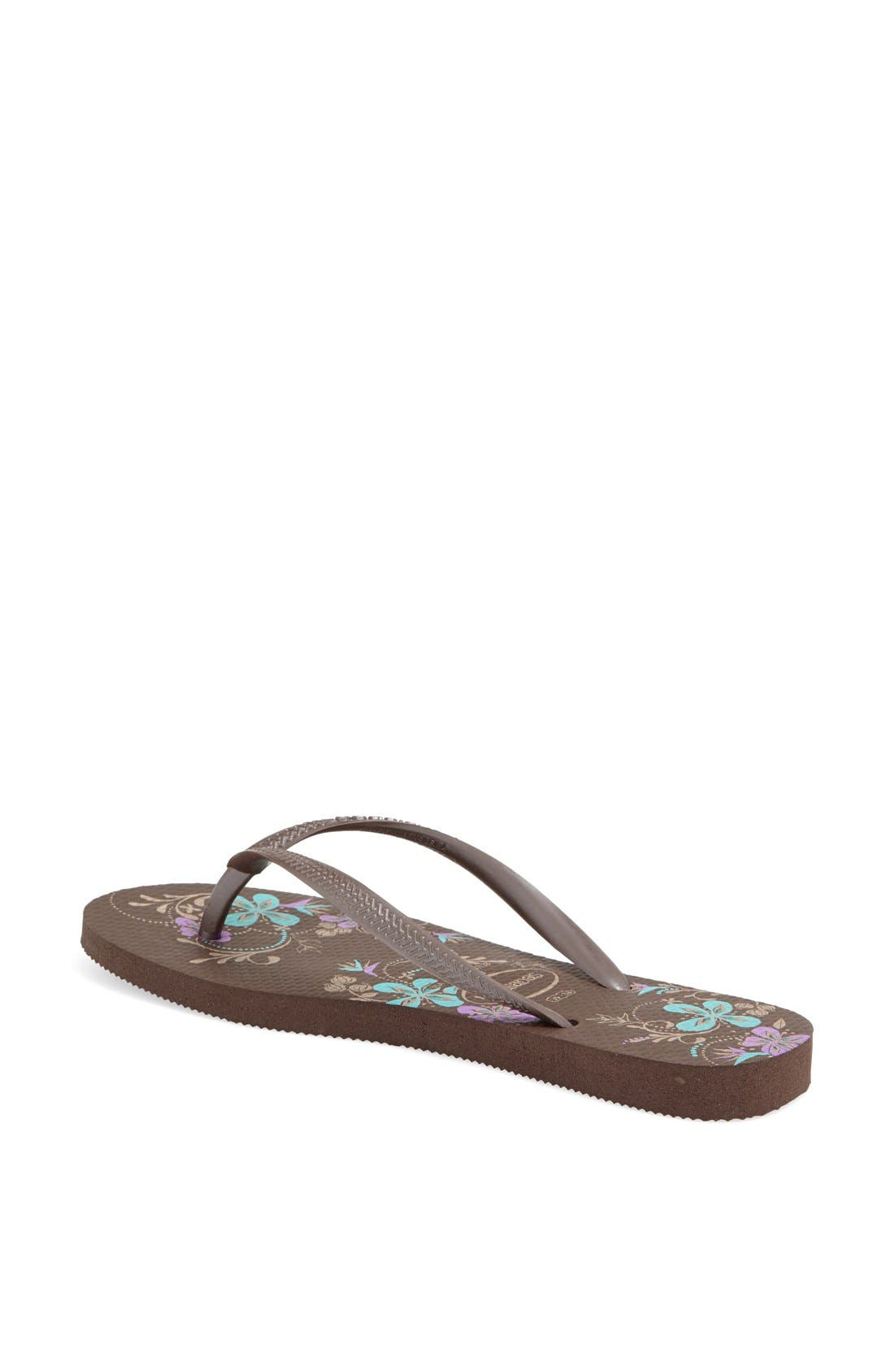 Alternate Image 2  - Havaianas 'Slim' Flip Flop (Women)