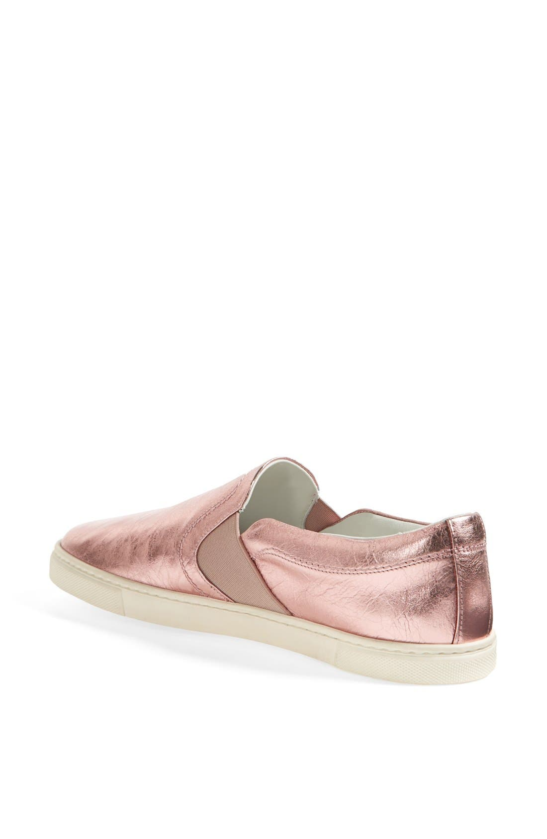 Alternate Image 2  - Lanvin Metallic Sneaker (Women)