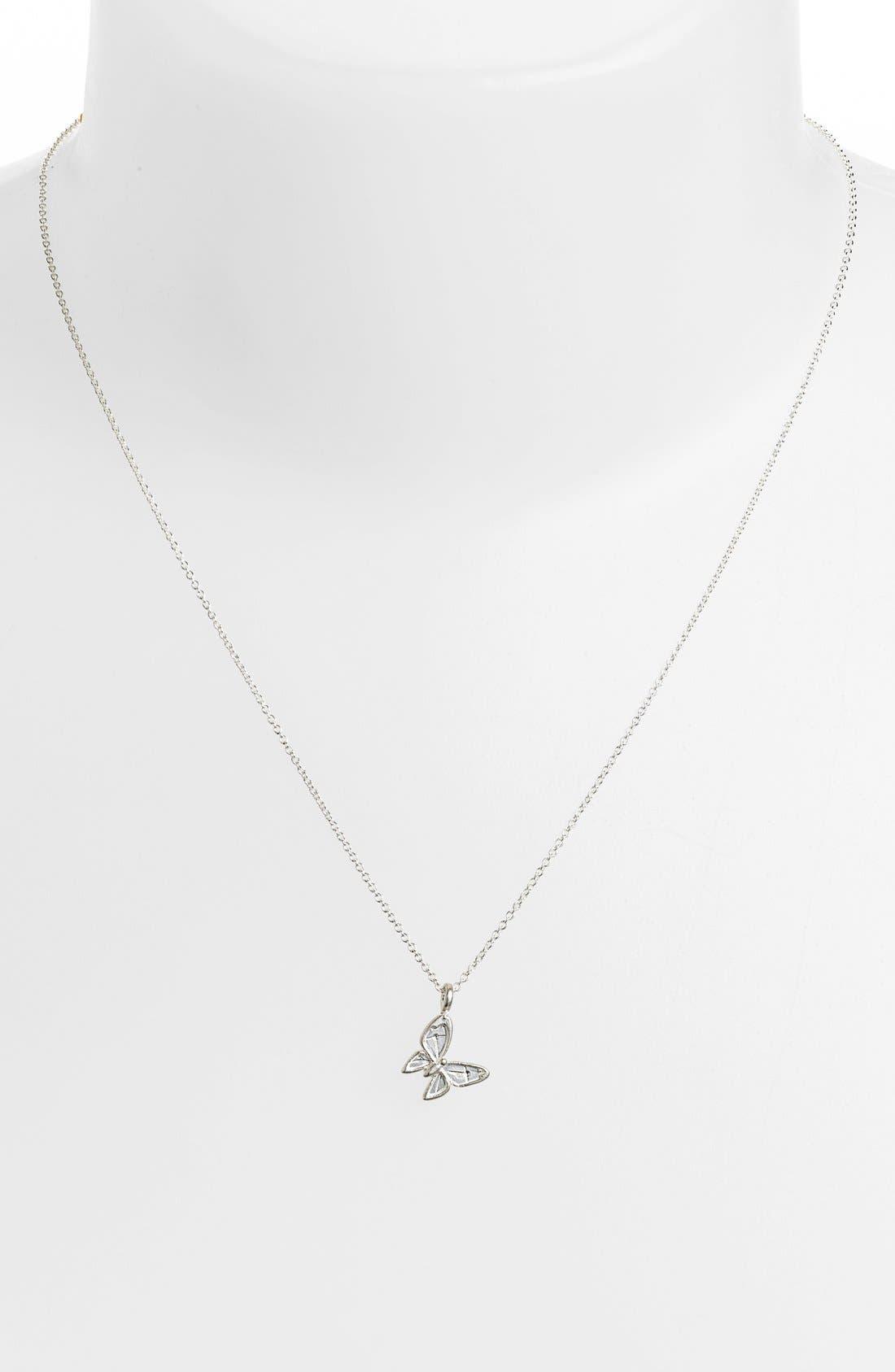 Alternate Image 2  - Dogeared 'Reminder - Beautiful' Pendant Necklace