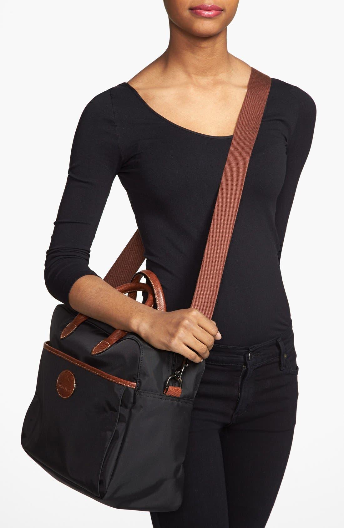 Alternate Image 2  - Longchamp 'Le Pliage' Travel Bag (14 Inch)
