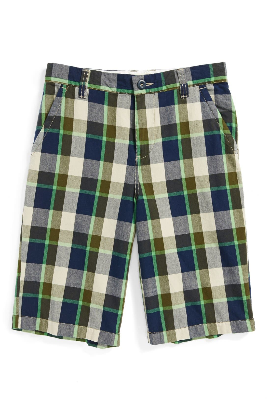 Alternate Image 1 Selected - Tucker + Tate 'Arthur' Shorts (Big Boys)
