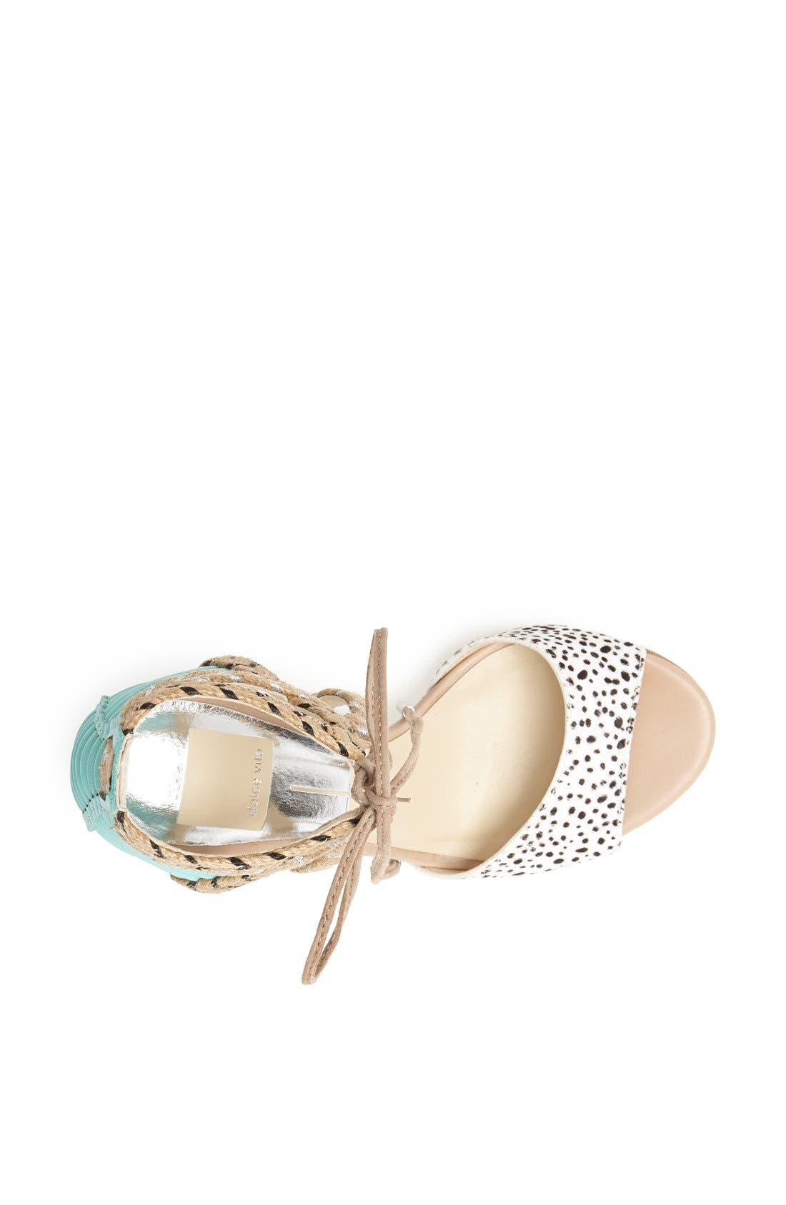Alternate Image 3  - Dolce Vita 'Hexen' Lace-Up Ankle Strap Sandal