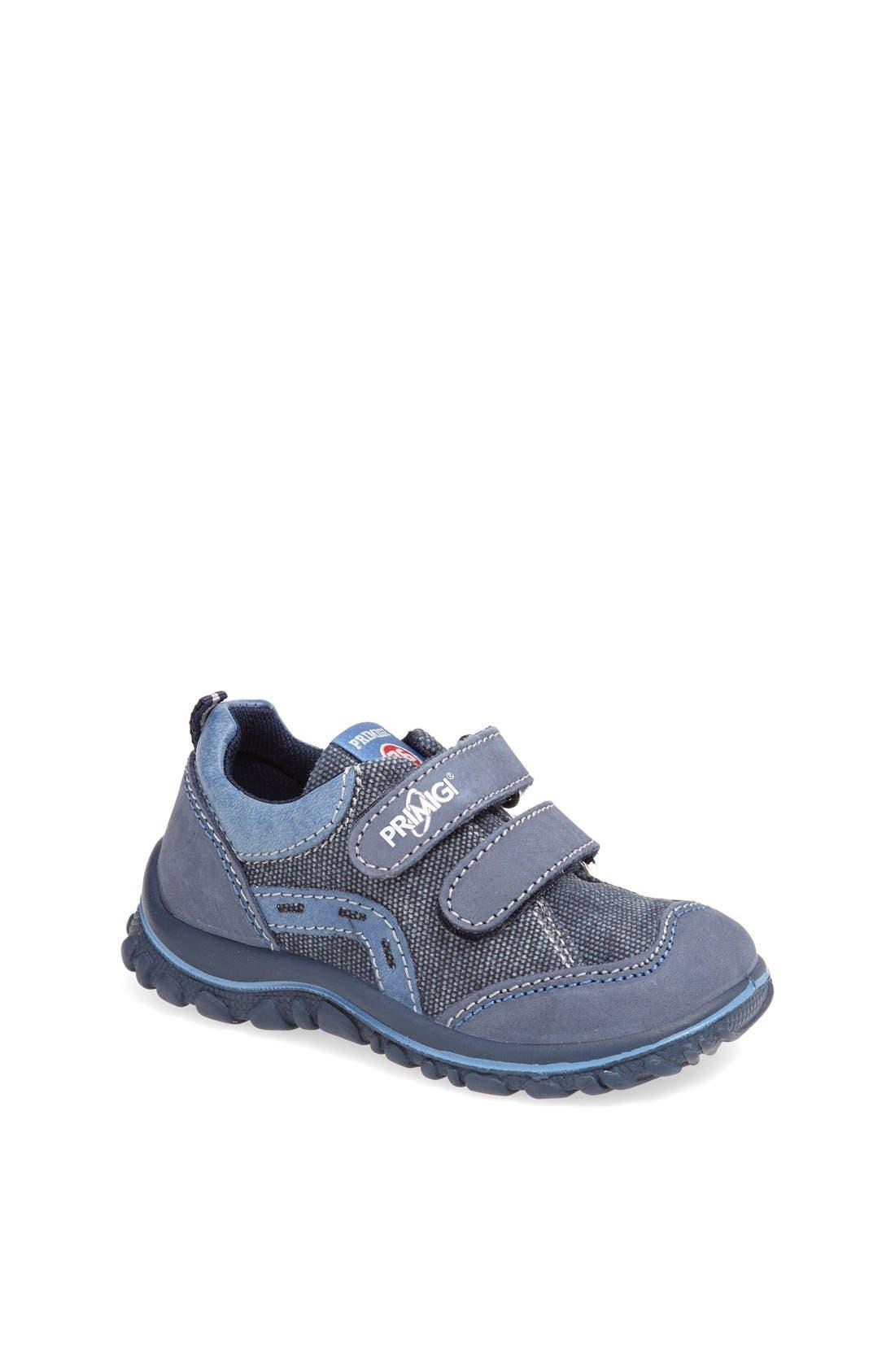 Alternate Image 1 Selected - Primigi 'Biby' Sneaker (Walker, Toddler & Little Kid)