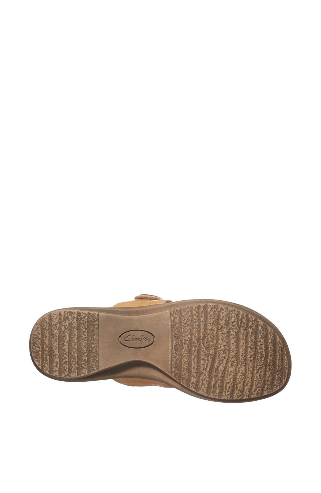 Alternate Image 4  - Clarks® 'Reid Ricki' Sandal