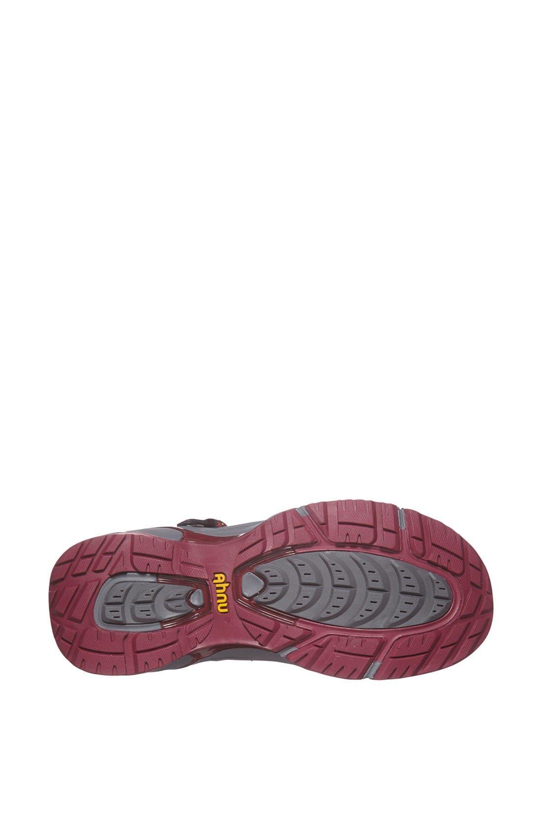 Alternate Image 4  - Ahnu 'Tilden IV' Sport Sandal