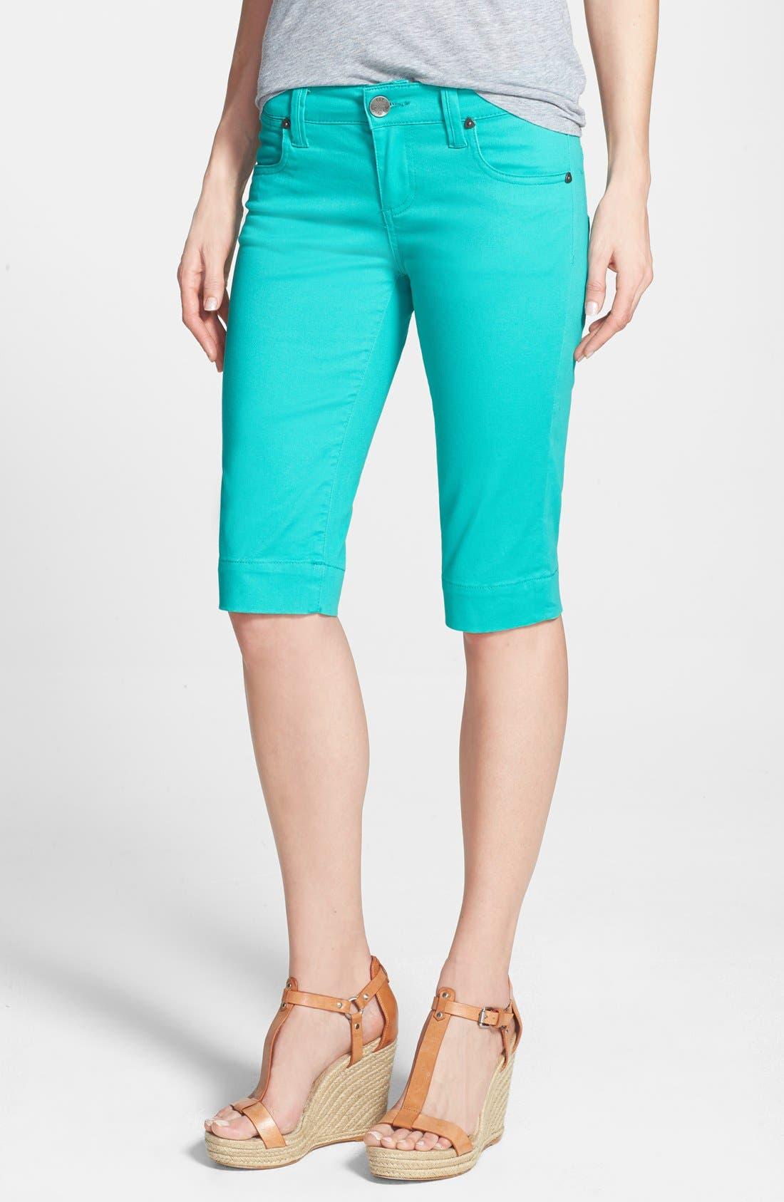 Main Image - KUT from the Kloth 'Natalie' Bermuda Shorts