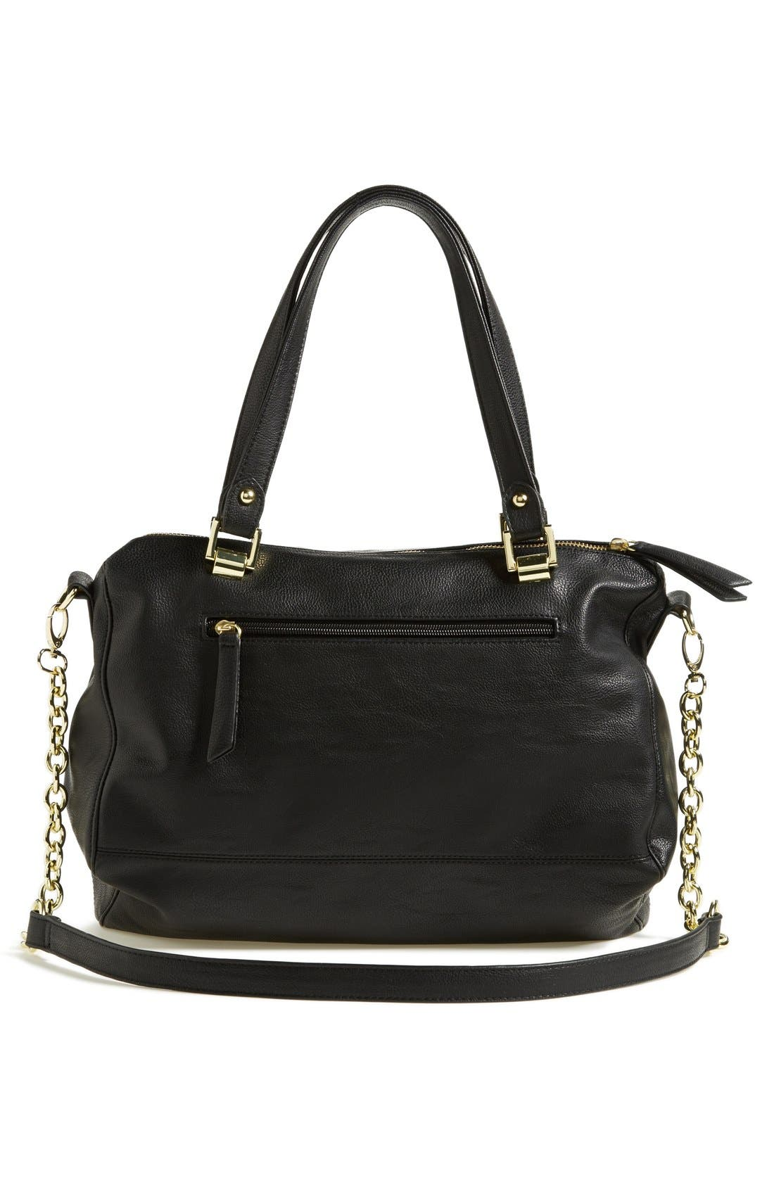 Alternate Image 3  - KENDALL + KYLIE Madden Girl Convertible Large Crossbody Bag (Juniors)