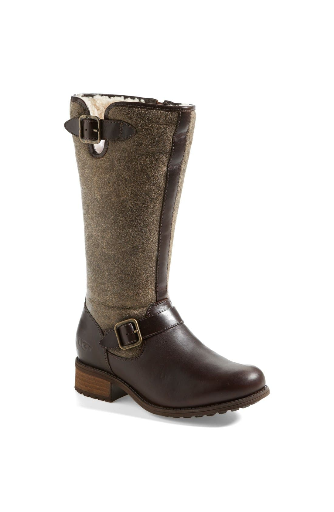 Alternate Image 1 Selected - UGG® 'Chancery' Boot (Women)