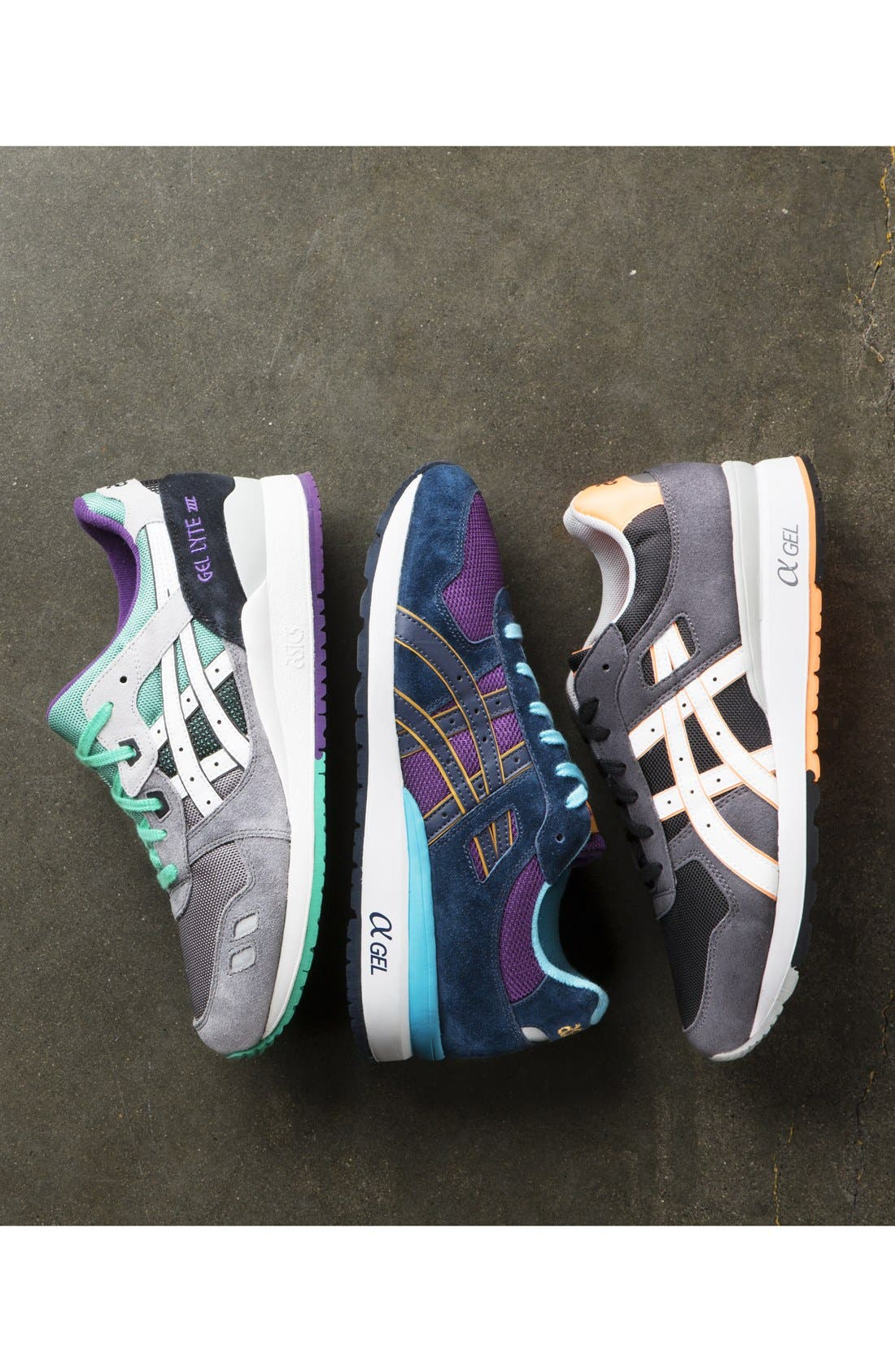 Alternate Image 5  - ASICS® 'GEL-Lyte III' Sneaker (Men)