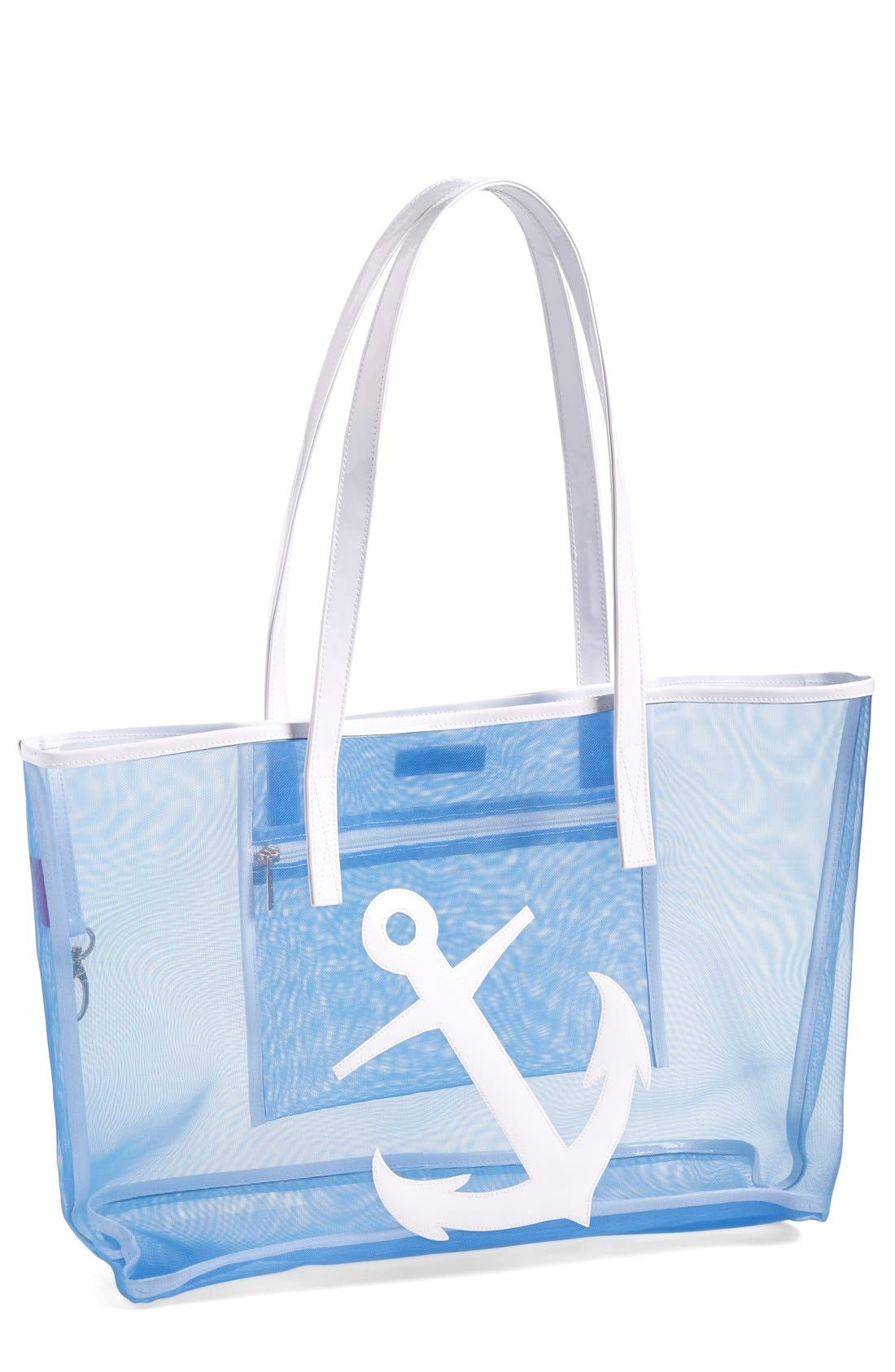 Main Image - Lolo 'Amy - Anchor' Mesh Tote