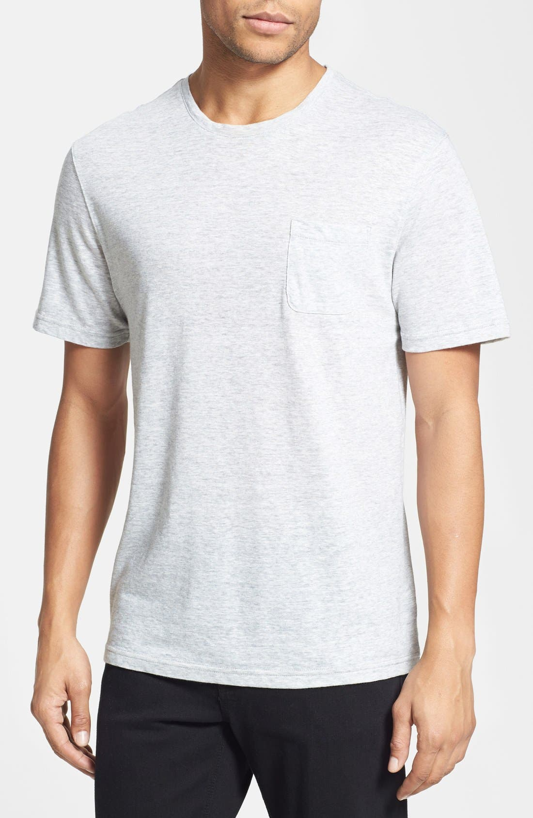 Alternate Image 1 Selected - Michael Kors Slub Crewneck T-Shirt